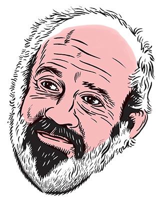 les auteurs du 1 : Antoine Blondin