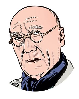 les auteurs du 1 : André Gide