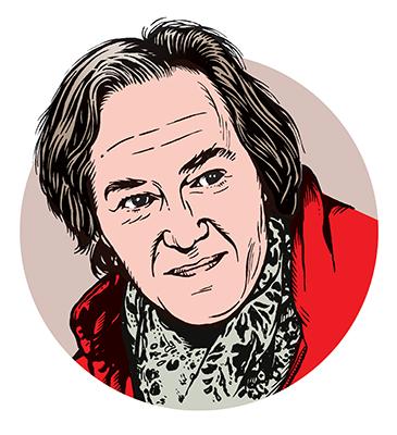 les auteurs du 1 : Antoine Rault