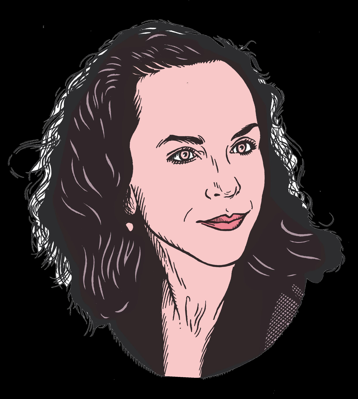 les auteurs du 1 : Agnès Desarthe