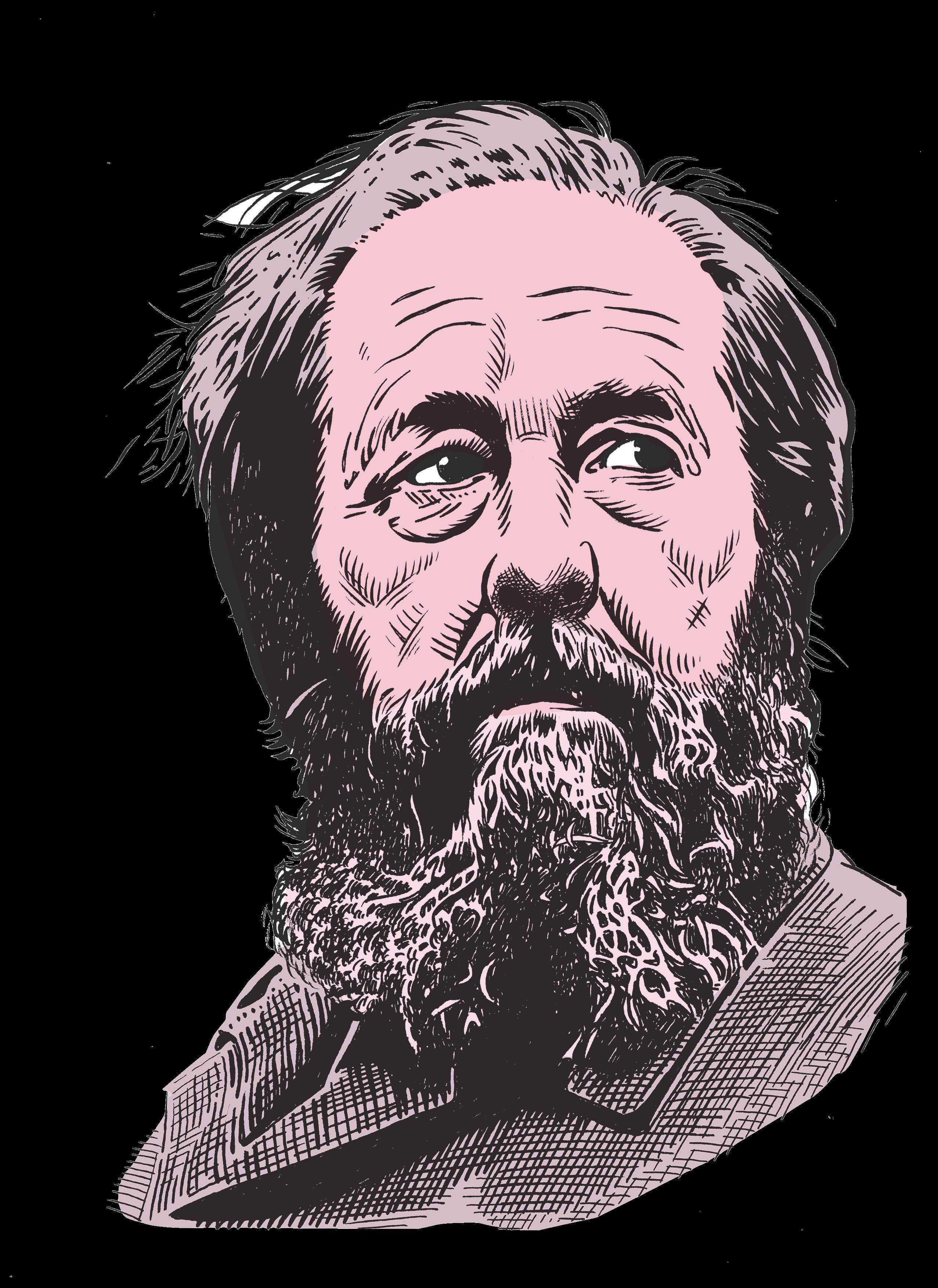 les auteurs du 1 : Alexandre Soljénitsyne