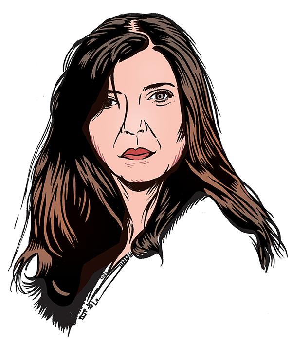 les auteurs du 1 : Carole Martinez