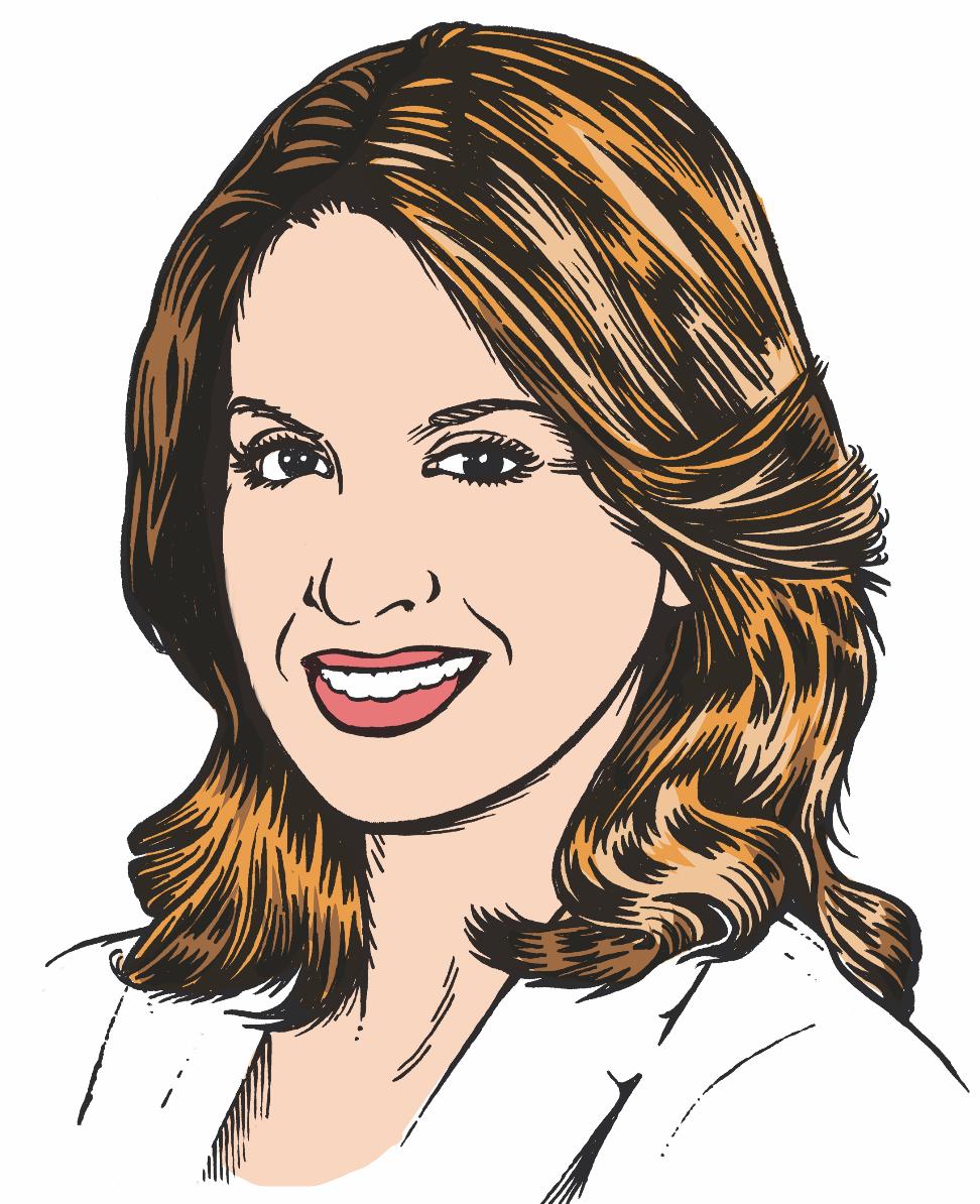 les auteurs du 1 : Sonia Mabrouk
