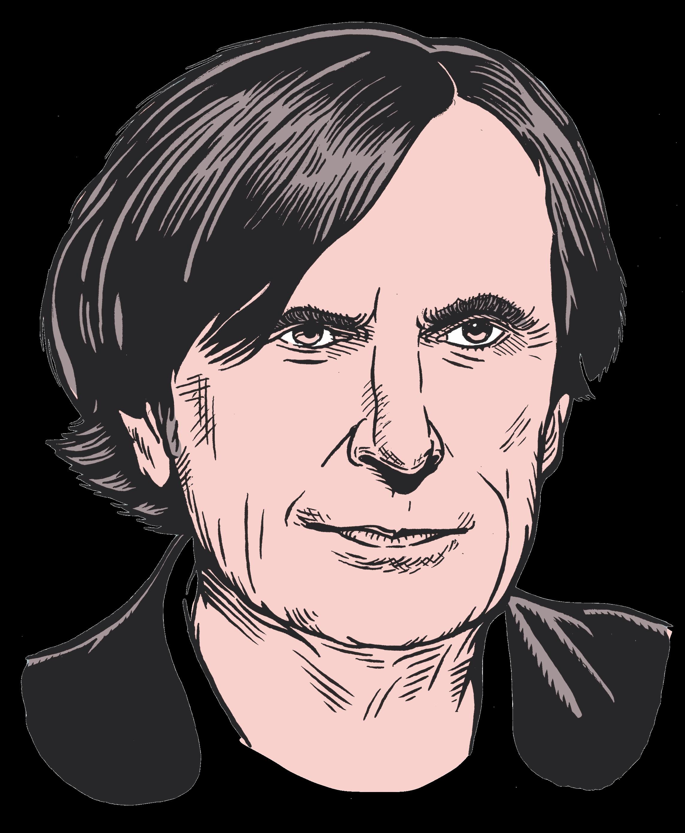 les auteurs du 1 : Daniel Rondeau