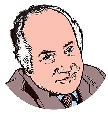 les auteurs du 1 : Pierre Daninos
