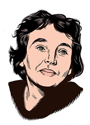 les auteurs du 1 : Marguerite Duras