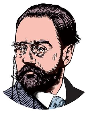 les auteurs du 1 : Émile Zola