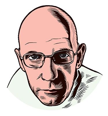les auteurs du 1 : Michel  Foucault