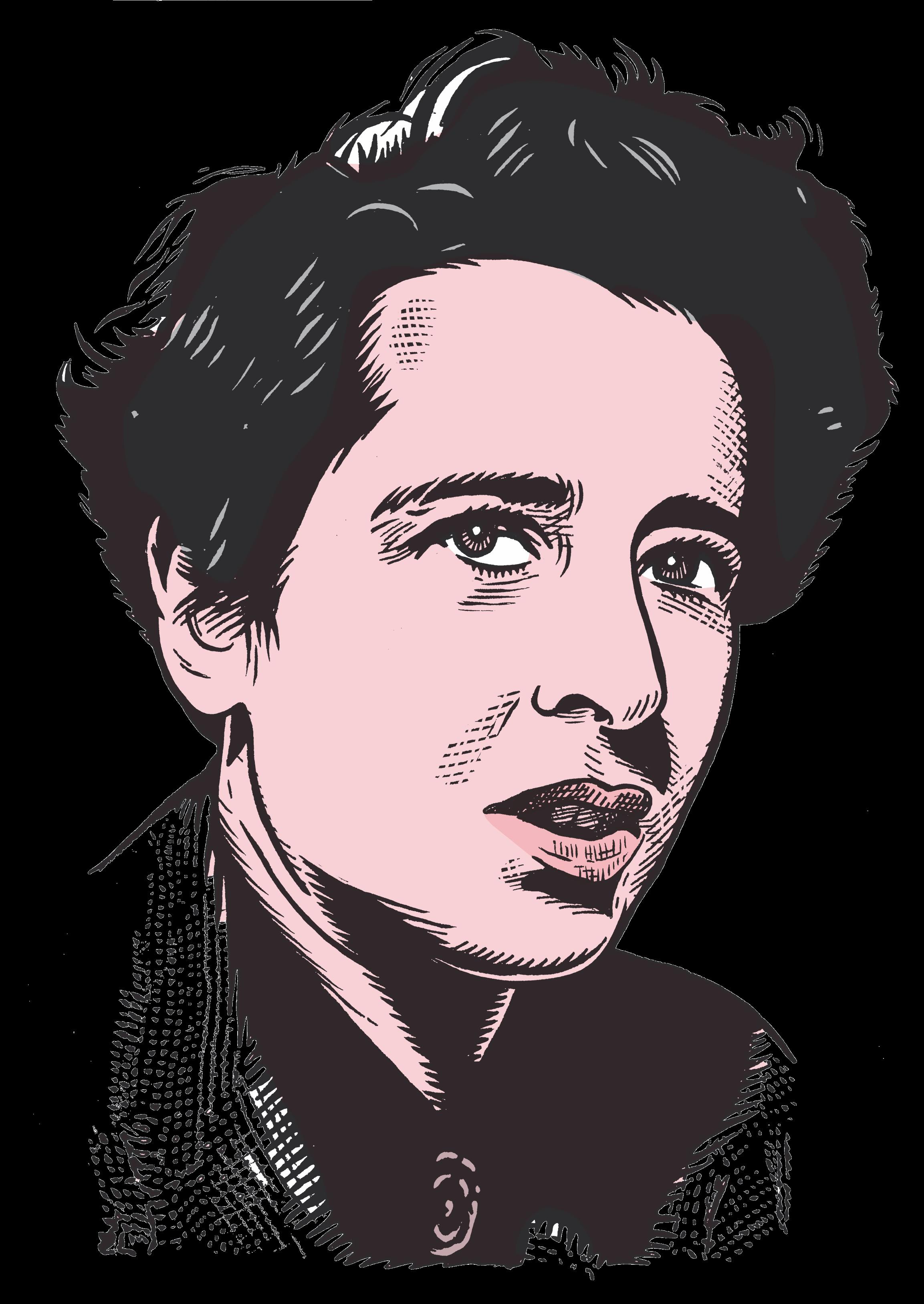 les auteurs du 1 : Hannah Arendt