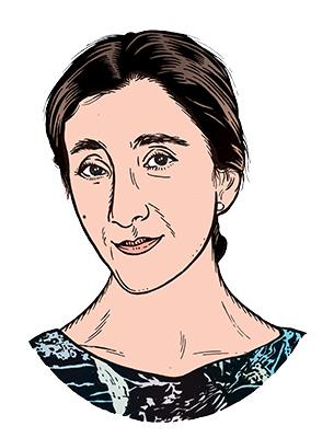 les auteurs du 1 : Ingrid Betancourt