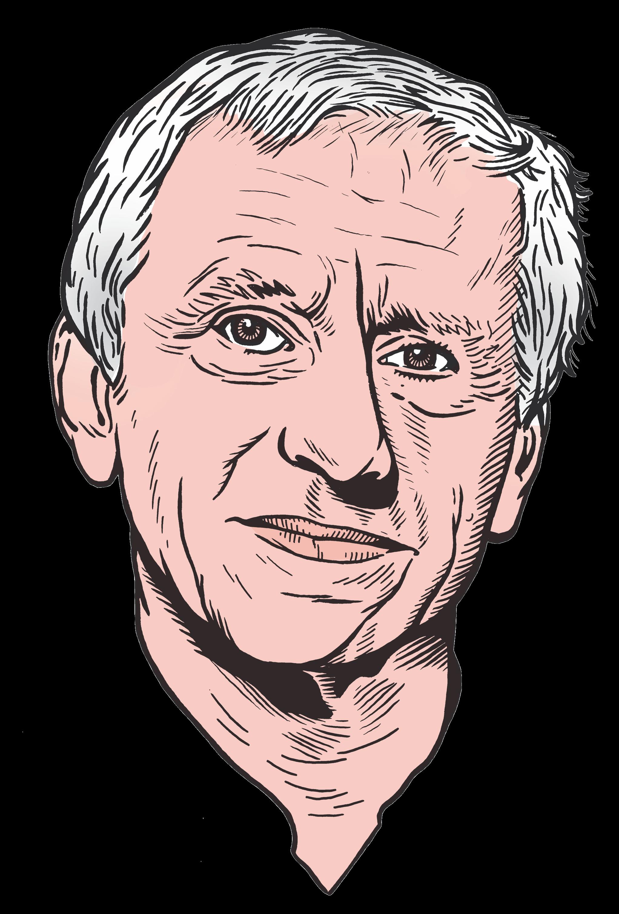 les auteurs du 1 : Jean-Christophe Rufin