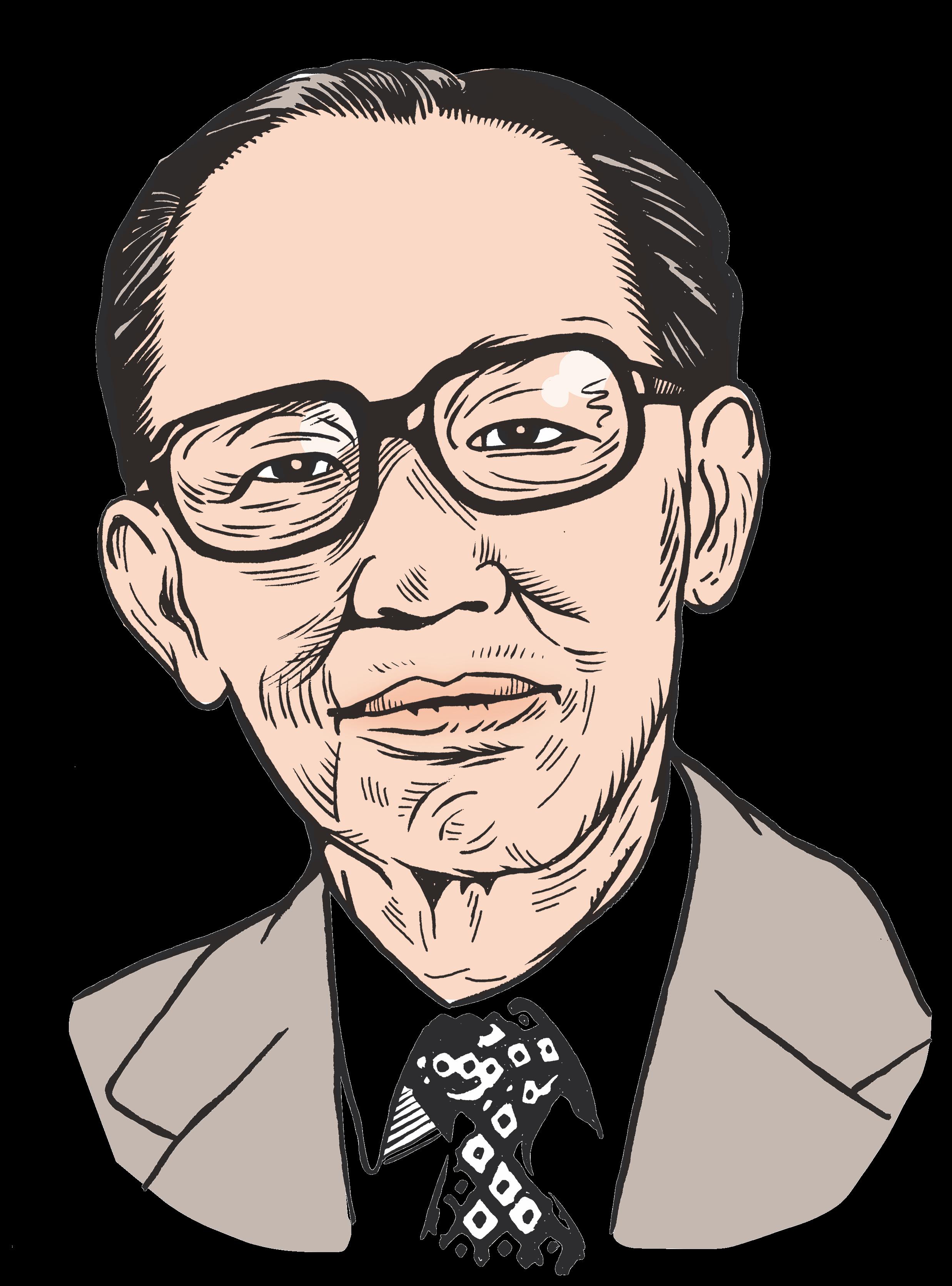 les auteurs du 1 : Lim Thean Soo