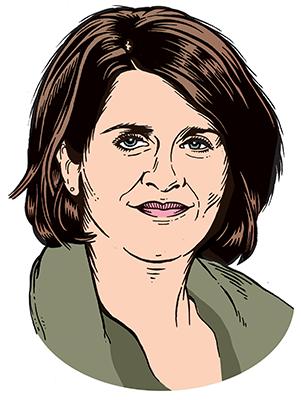 les auteurs du 1 : Mathilde Golla