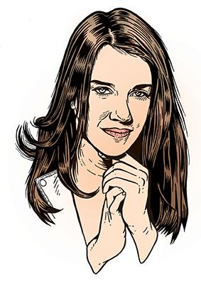 les auteurs du 1 : Mara Goyet
