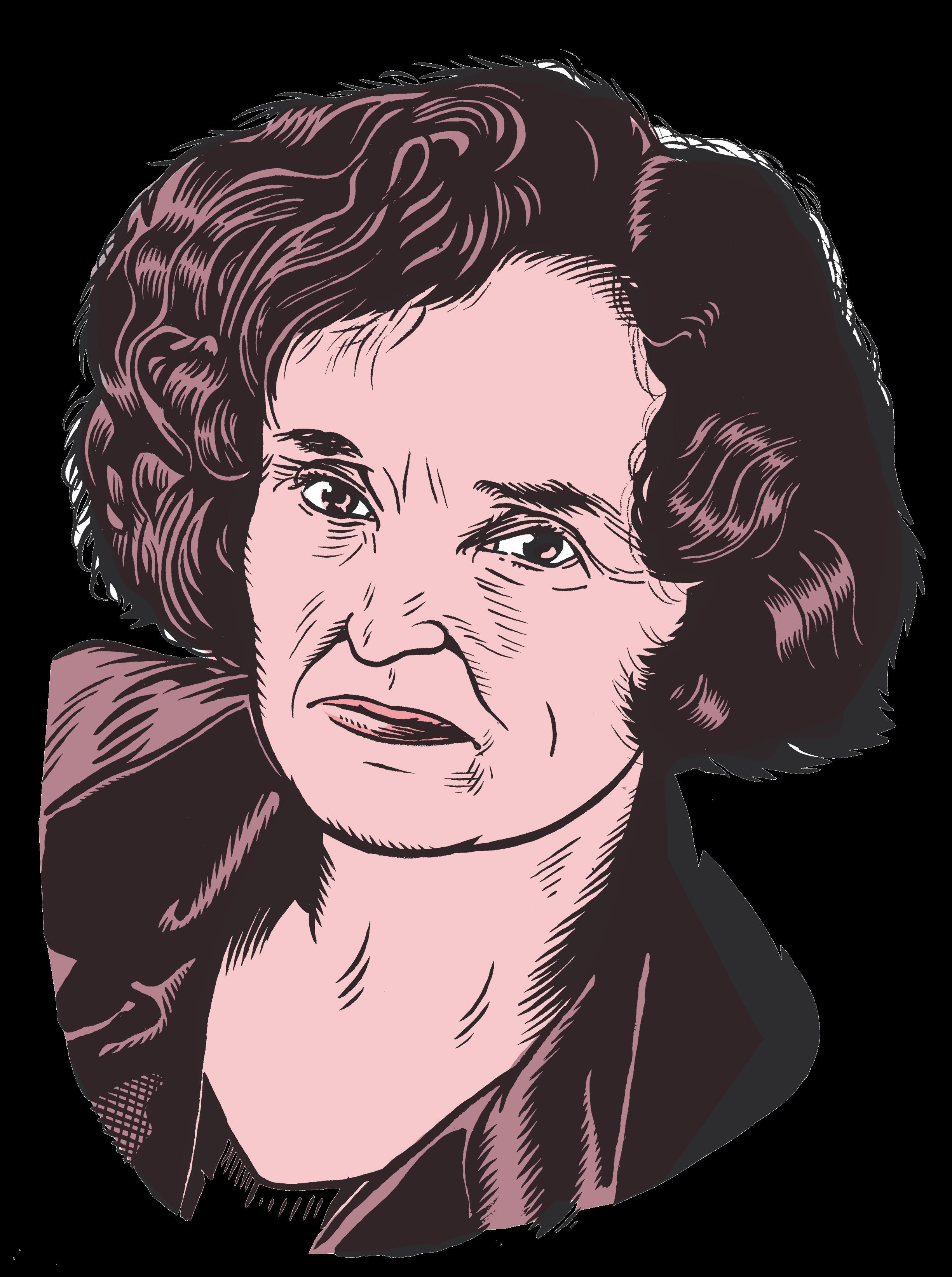 les auteurs du 1 : Marie-Hélène Lafon