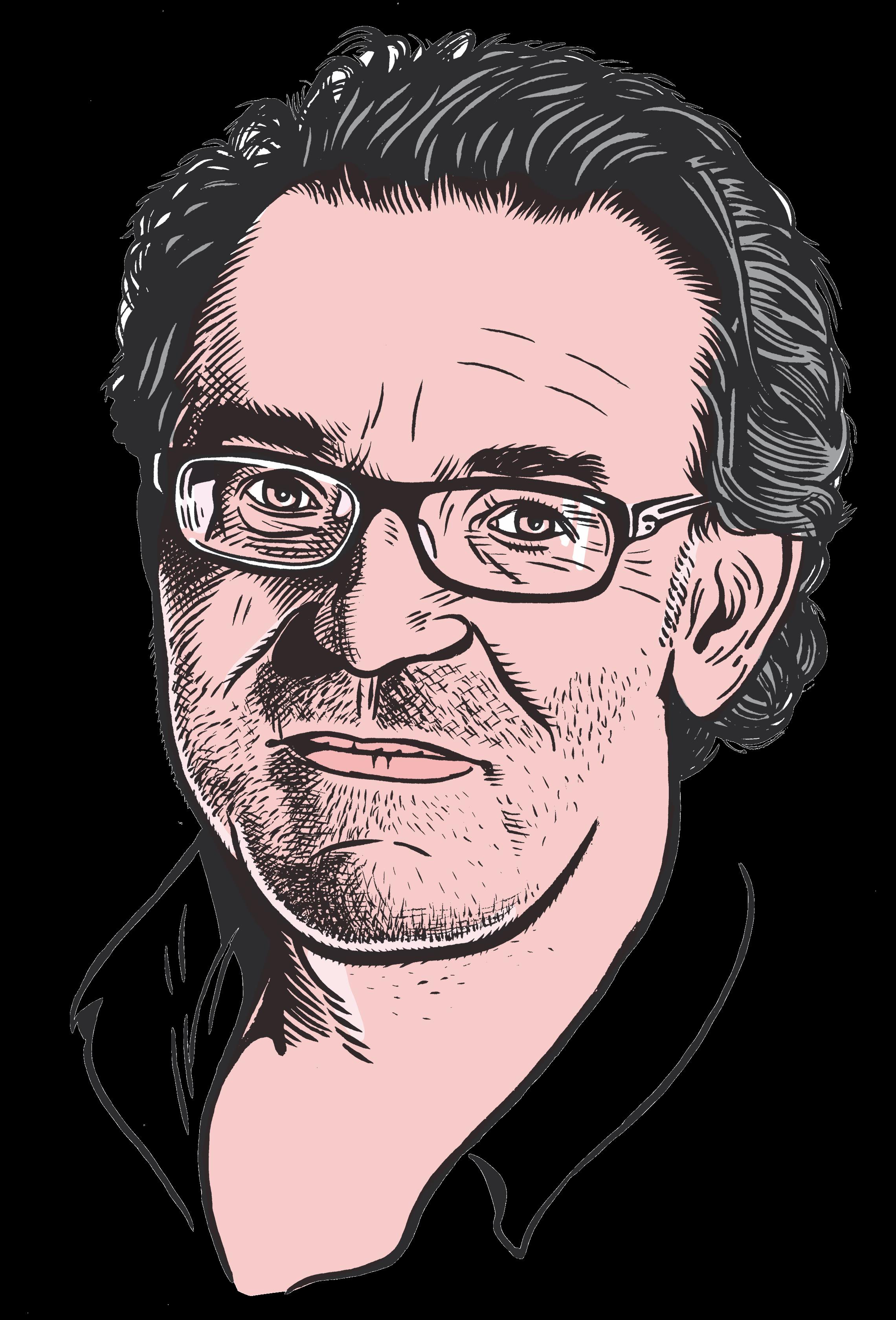 les auteurs du 1 : Stéphane Fière