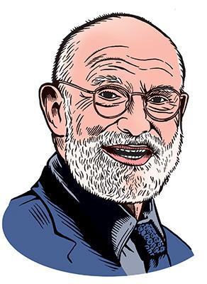 les auteurs du 1 : Oliver Sacks