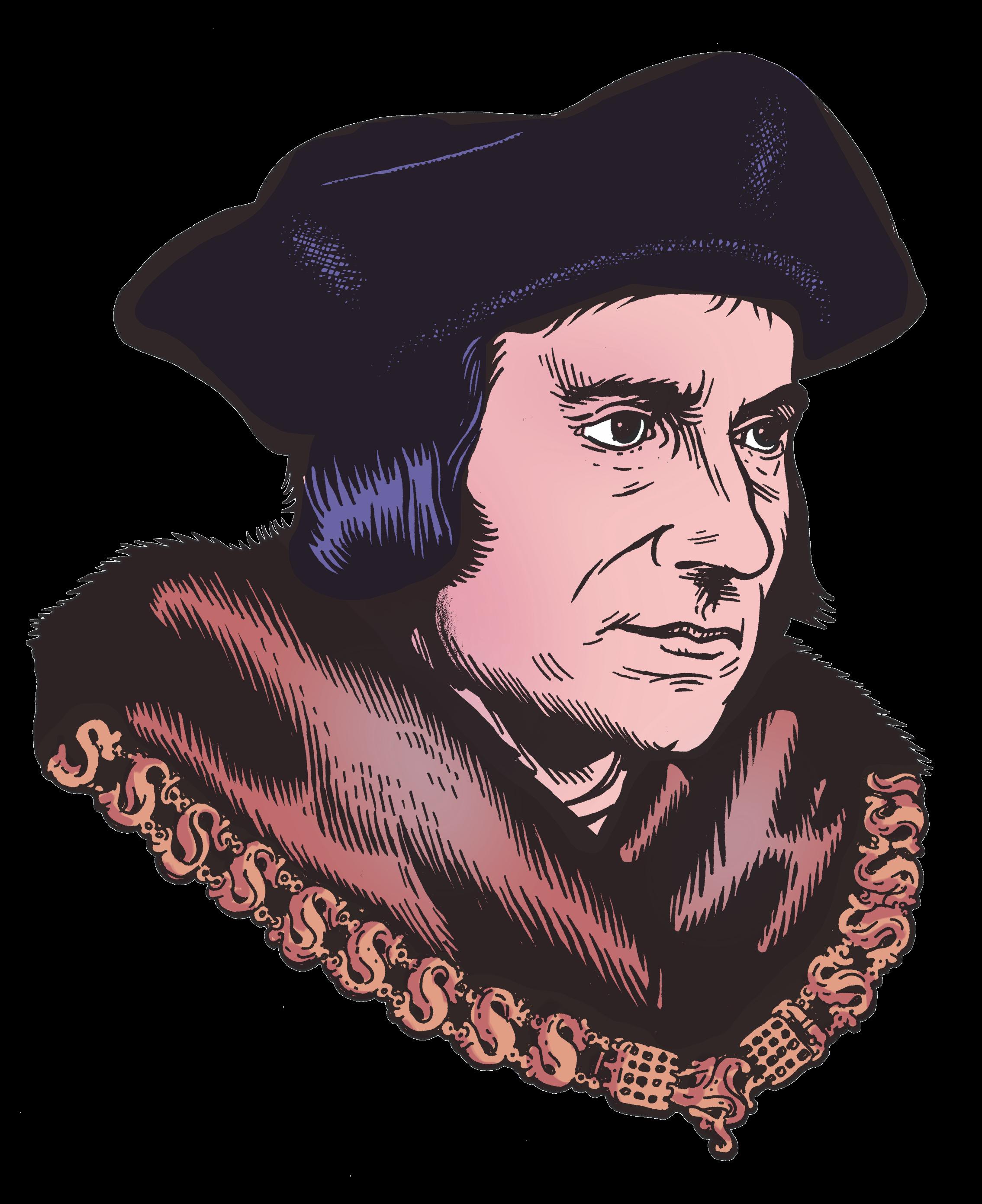 les auteurs du 1 : Thomas More