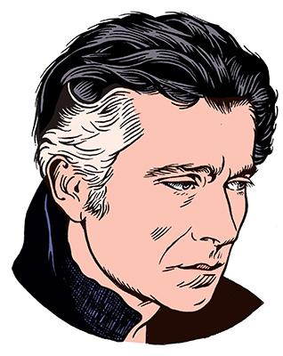les auteurs du 1 : Philippe Bordas