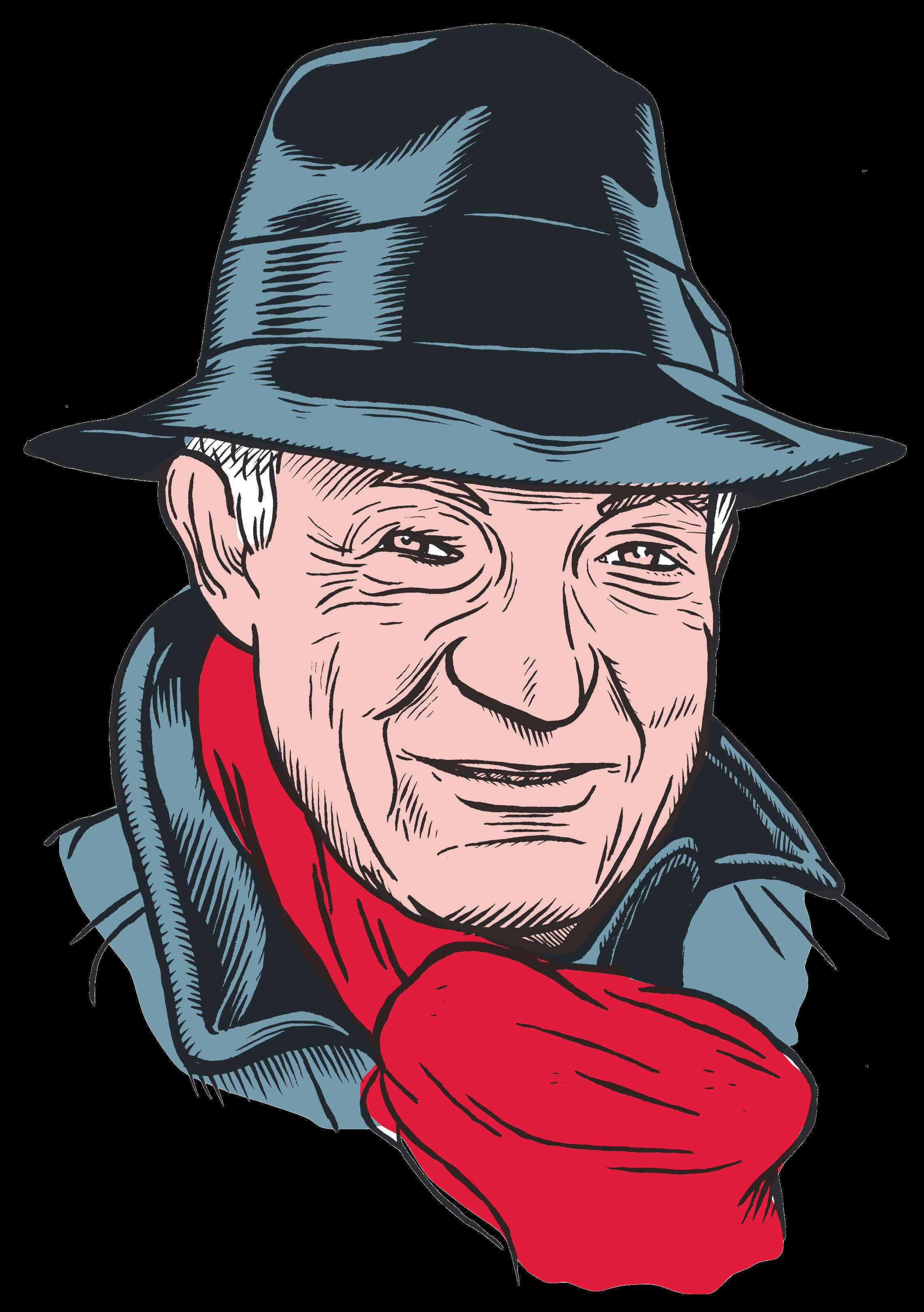 les auteurs du 1 : Jean-Paul Viguier