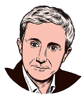 les auteurs du 1 : Ivan Jablonka