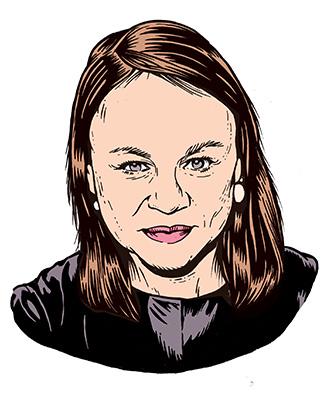 les auteurs du 1 : Zoé Valdés