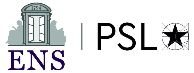 École Nationale Supérieure - PSL