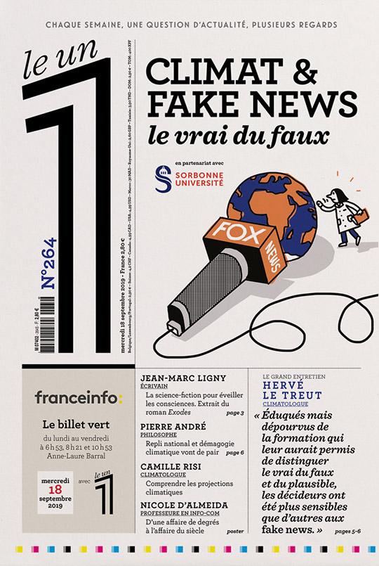 Climat & fake news, le vrai du faux
