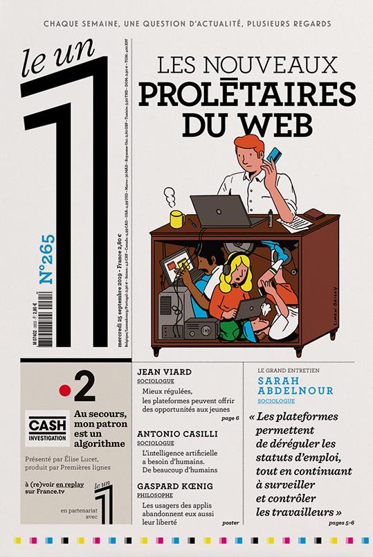 Les nouveaux prolétaires du web