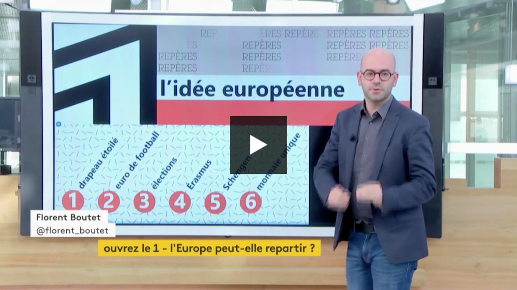 REPLAY |242 L'Europe peut-elle repartir ?