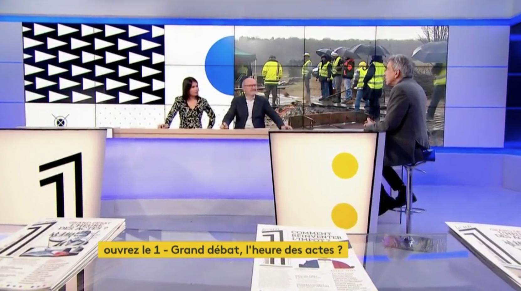 REPLAY |245 Grand débat : l'heure des actes ?