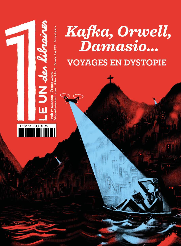 LE 1 DES LIBRAIRES - VOYAGES EN DYSTOPIES