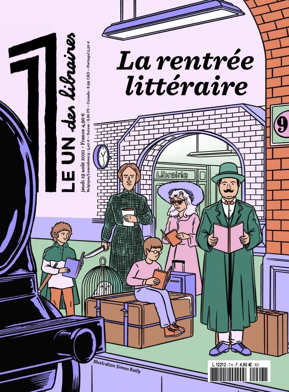 LE 1 DES LIBRAIRES - RENTRÉE LITTÉRAIRE