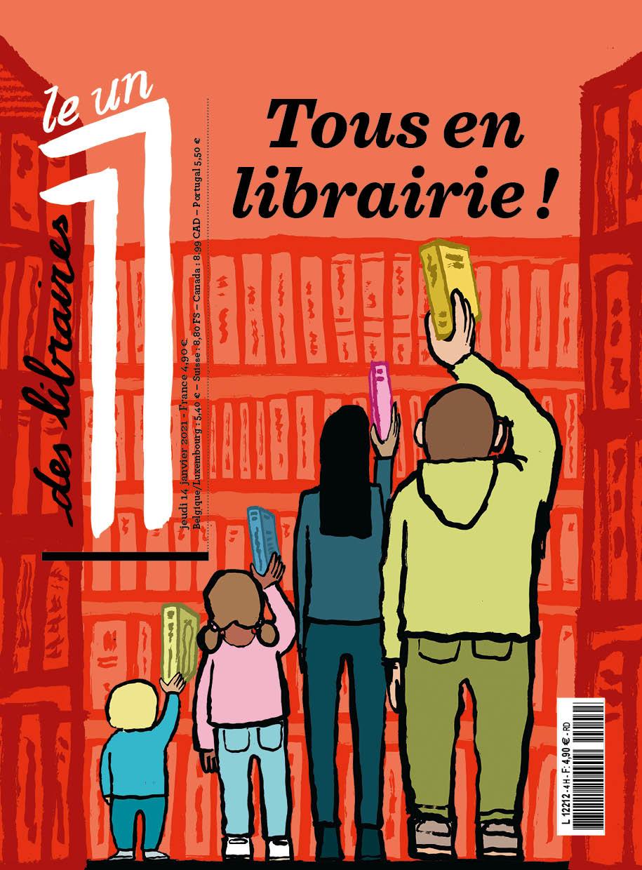 LE 1 DES LIBRAIRES SPÉCIAL « TOUS EN LIBRAIRIES »