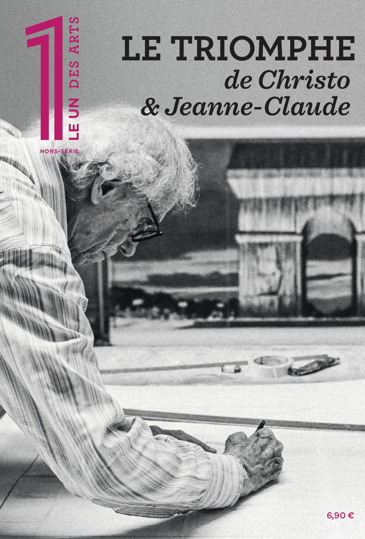 HORS-SÉRIE XL - LE TRIOMPHE DE CHRISTO & JEANNE-CLAUDE